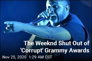 'The Grammys Remain Corrupt': Favorite to Win Is Shut Out