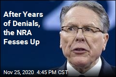 NRA: Yeah, Our Execs Have Been Taking Money