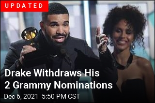 After Grammys Controversy, Drake Calls for 'Something New'
