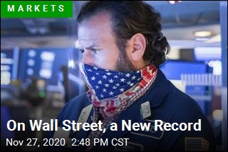 Wall Street Hits a New Record