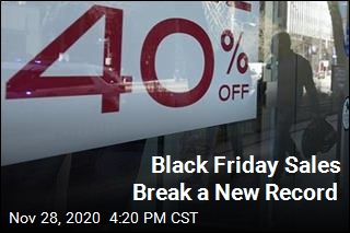 Black Friday Sales Break a New Record