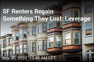 SF Renters Regain Something They Lost: Leverage