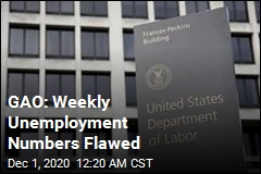 GAO: Weekly Jobless Data Flawed