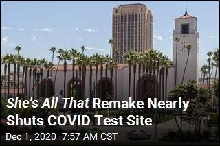 LA Film Shoot Nearly Shutters COVID-19 Test Site