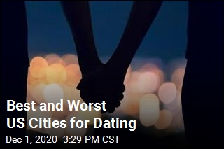 Best, Worst Cities for Singles