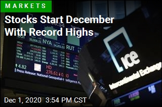 S&P 500, Nasdaq Hit Record Highs
