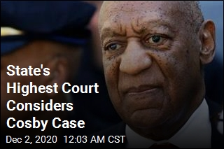 Bill Cosby's Case Is Before Pennsylvania's Highest Court