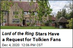 Lord of the Ring Stars Have a Request for Tolkien Fans