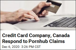 Mastercard: We Might 'Take Action' on Pornhub Claims