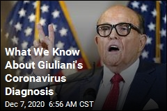 What We Know About Giuliani's COVID Diagnosis