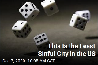 10 Most and Least Sinful Cities in the US