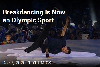 Breakdancing Is Now an Olympic Sport