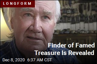 Finder of Famed Treasure Is Revealed