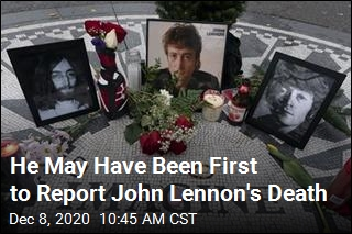 2 Reporters Remember the Night John Lennon Died