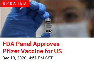This Could Be Big Day for Vaccine Approval in US