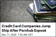 Mastercard Is Done With Pornhub