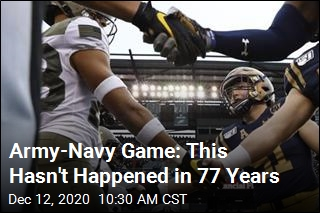 Army-Navy Game Goes Back to Hallowed Ground