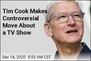Tim Cook Kills TV Show About Old Nemesis, Gawker