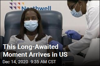 This Long-Awaited Moment Arrives in US