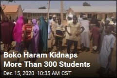 Another Mass Kidnapping of Students, This Time Boys