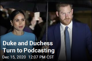 Harry and Meghan's Next Gig: Podcasting
