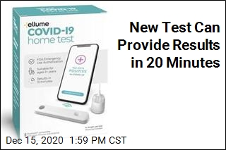 New Test Can Provide Results in 20 Minutes
