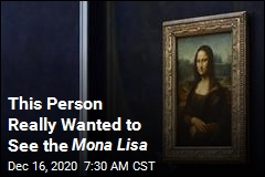 Someone Paid $98K to Get Closer to the Mona Lisa