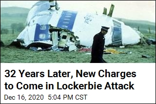 New Charges Expected in Lockerbie Bombing