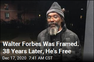'It Took 38 Years' to Free an Innocent Man From Prison