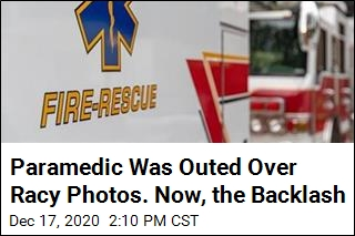 Paramedic Outed Over Nude Photos Speaks Out