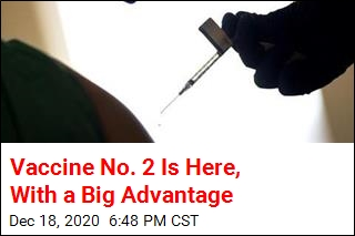 Vaccine No. 2 Is Here, With a Big Advantage