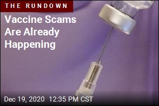 Vaccine Scams Are Already Happening