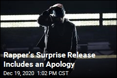 Rapper's Surprise Release Includes an Apology