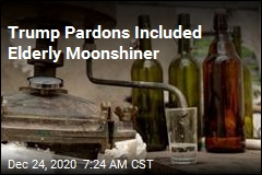 Trump Pardons Included Elderly Moonshiner
