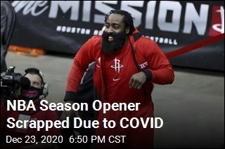 NBA Season Opener Scrapped Due to COVID