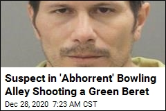 Green Beret Charged in Fatal Bowling Alley Shooting