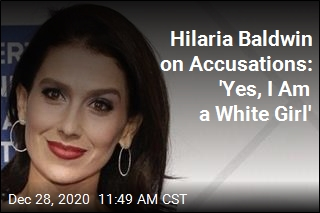 Hilaria Baldwin on Accusations of 'Grift': 'Yes, I Am a White Girl'