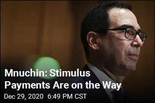 Stimulus Payments Will Start Arriving Tuesday Night