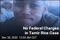 No Federal Charges in Tamir Rice Case