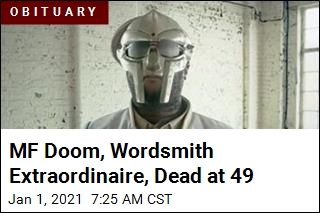 MF Doom, Who Awed With Intricate Wordplay, Dead at 49