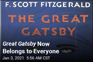 Great Gatsby Now Belongs to Everyone