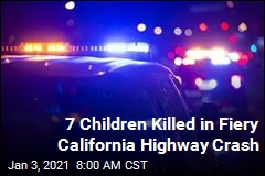 7 Children Killed in Fiery California Highway Crash