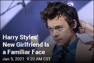 Harry Styles' Celeb Girlfriend Is 10 Years Older