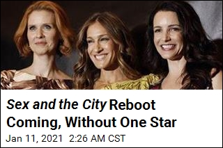 Sex and the City Reboot Coming, Without One Star