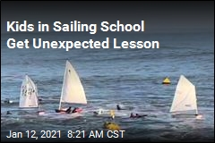 Kids Were Learning to Sail. Then Came a Massive Wave