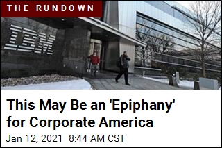 This May Be an 'Epiphany' for Corporate America
