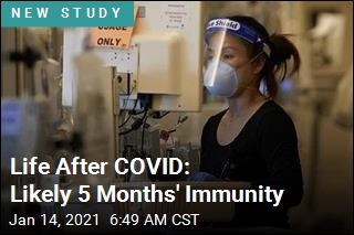 Immunity Is Likely After COVID—but Not Guaranteed