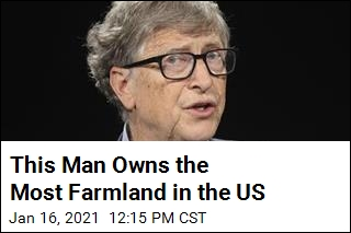 Meet America's Biggest Owner of Farmland