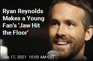 Ryan Reynolds Reaches Out to Young Fan With Cancer