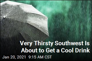 Very Thirsty Southwest Is About to Get a Cool Drink